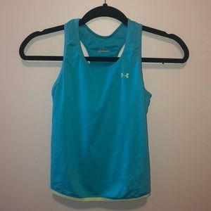 Under Armor Sporty Top